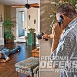 home invasion, home invader, target, targets, self-defense, home defense, personal defense, home invasion shooting