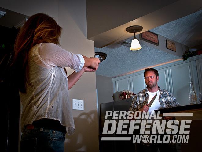 home invasion, home invader, target, targets, self-defense, home defense, personal defense, home invasion tips, gun light