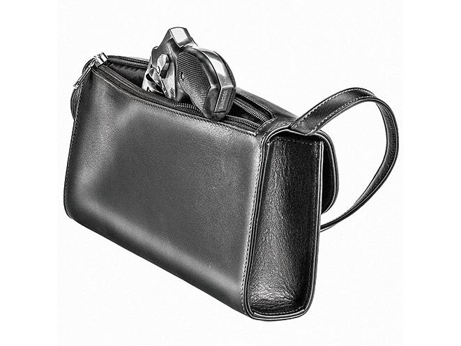 holster, holsters, concealed carry, concealed carry holster, concealed carry holsters, Galco Bebe Holster Handbag