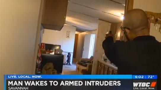 intruders, georgia armed intruders