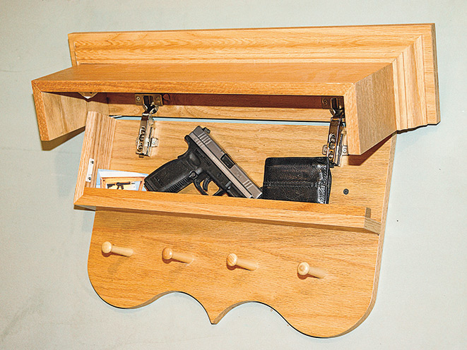 Out Sight 14 Gun Storage Options For Home And Vehicle