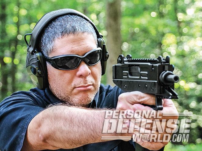 iwi, iwi uzi, iwi uzi pro pistol, uzi pro pistol, uzi pro pistol gun test