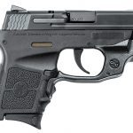 handgun, handguns, compact handgun, compact handguns, pistol, pistols, Smith & Wesson M&P Bodyguard 380 Crimson Trace