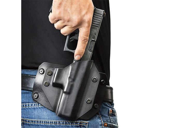 holster, holsters, full-size pistol, full-size handgun, handgun, handguns, pistol, pistols, concealed carry