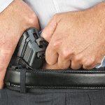 holster, holsters, full-size pistol, full-size handgun, handgun, handguns, pistol, pistols, holster clothing