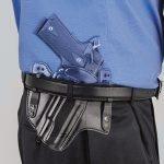 holster, holsters, full-size pistol, full-size handgun, handgun, handguns, pistol, pistols, galco