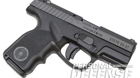 steyr, steyr s9-a1, s9-a1, steyr pistol, steyr pistols