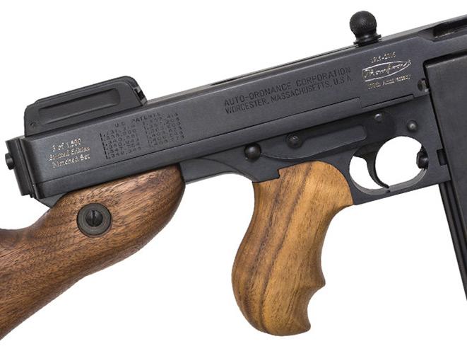 Thompson 1927A-1, Thompson 1927A-1 100th anniversary, 1911a1 100th anniversary, tommy gun