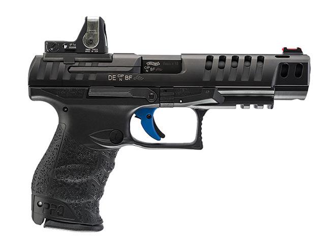 walther, Walther Q5 Match, Q5 match, Q5 match handgun