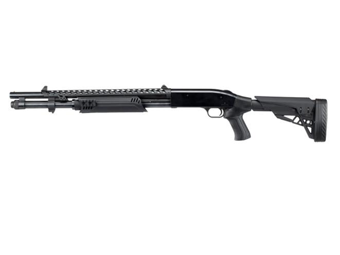 ati, advanced technology international, ati gunstock, ati gunstocks, halo 2 heat shield, halo 2 heat shield shotgun, shotgun, shotguns
