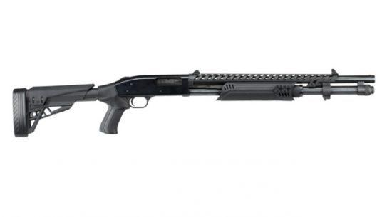 ati, advanced technology international, ati gunstock, ati gunstocks, halo 2 heat shield, halo 2 heat shield shotgun, shotgun, shotguns, home defense shotgun