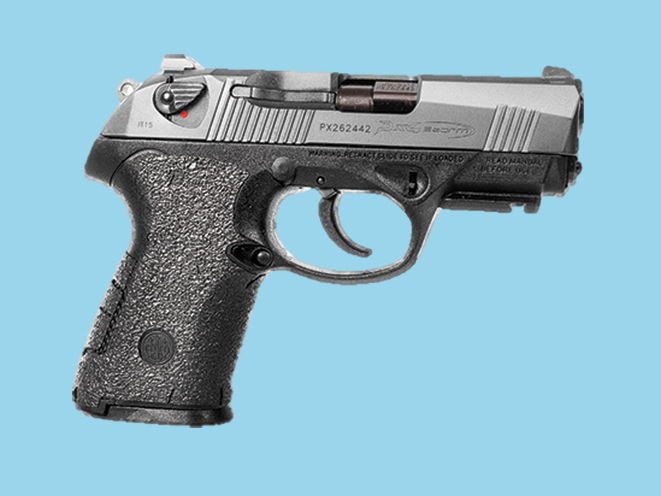 pistol, pistols, locked-breech, locked breech, locked-breech pistol, locked-breech pistols, rotary barrel pistol, rotary barrel pistols, rotary-barrel, rotary-barrel pistol, rotary-barrel pistols, Beretta PX4 Storm Compact Carry