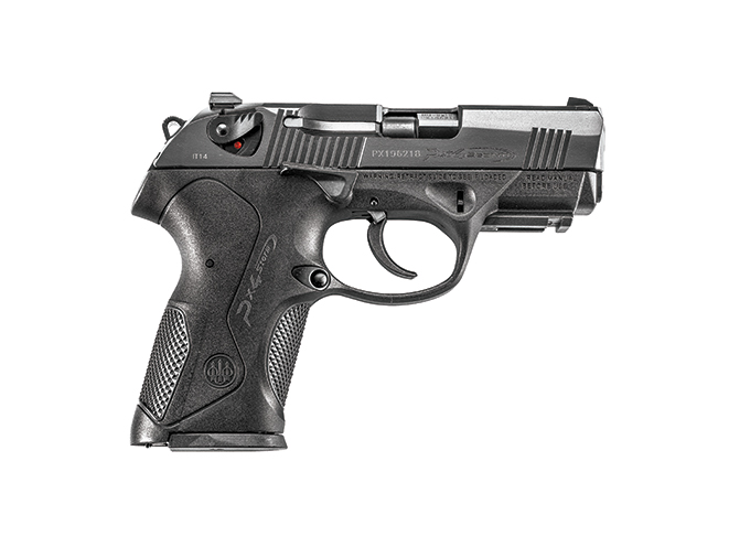pistol, pistols, locked-breech, locked breech, locked-breech pistol, locked-breech pistols, rotary barrel pistol, rotary barrel pistols, rotary-barrel, rotary-barrel pistol, rotary-barrel pistols, Beretta PX4 Storm Compact