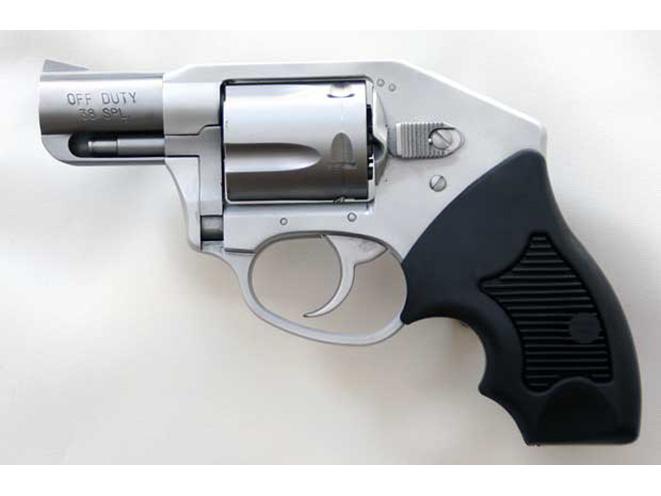 charter arms, charter arms firearms, charter arms revolver, charter arms revolvers, Charter Arms Off Duty
