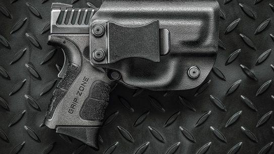 gun, guns, holster, holsters, Clinger Holsters Stingray