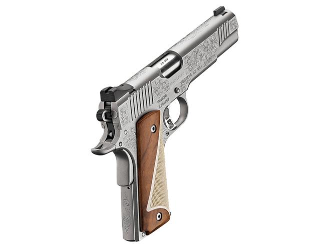 kimber, kimber stainless ii, stainless ii, stainless ii classic engraved gun