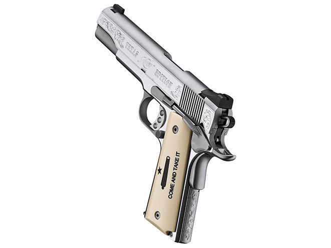 kimber, kimber stainless ii, stainless ii, stainless ii texas edition, stainless ii texas pistols