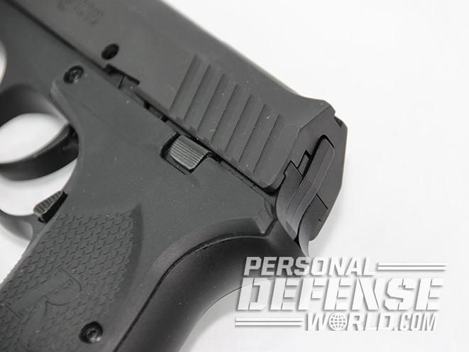remington, remington rm380, rm380, remington rm380 pistol, remington rm380 review, rm380 pistol, rm380 rear