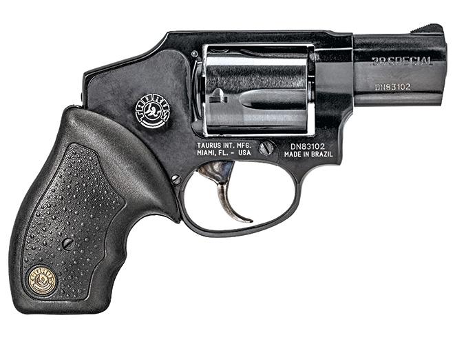 revolver, revolvers, snub-nose revolver, snub-nose revolvers, Taurus Model 850 CIA