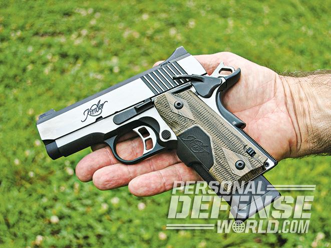 Gun Test: Kimber Eclipse Ultra II