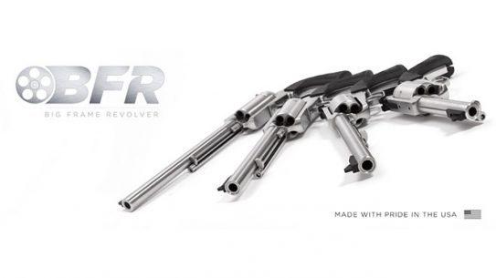 magnum research, magnum research bfr, bfr, big frame revolver