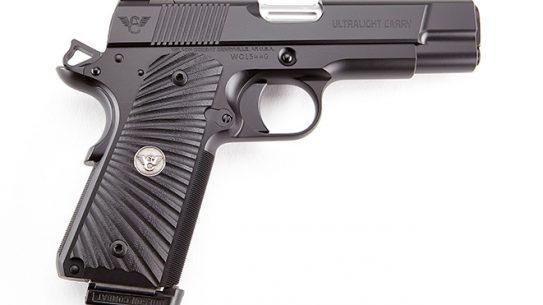 wilson combat, wilson combat ultralight carry commander, ultralight carry commander, ultralight carry commander pistol