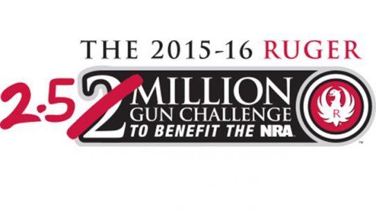 ruger, ruger 2 million gun challenge, 2 million gun challenge