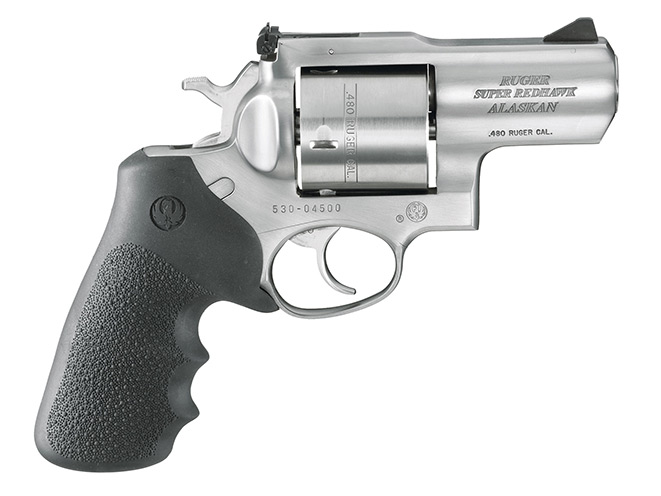 magnum, magnum handgun, magnum handguns, magnums, .357 magnum, .44 magnum, Ruger Super Redhawk Alaskan