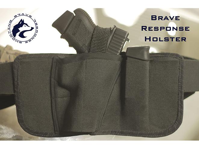 holster, holsters, USA Firearm Training Brave Response Holster