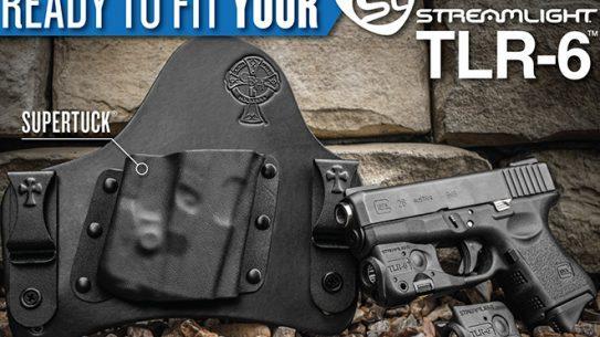 crossbreed, crossbreed holsters, crossbreed holster, streamlight tlr-6, tlr-6