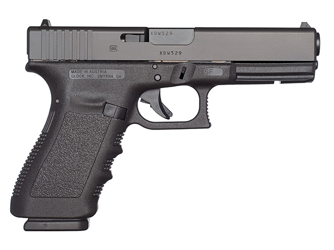 glock, glock pistols, glock pistol, glock 10mm, 10mm, glock 20 sf