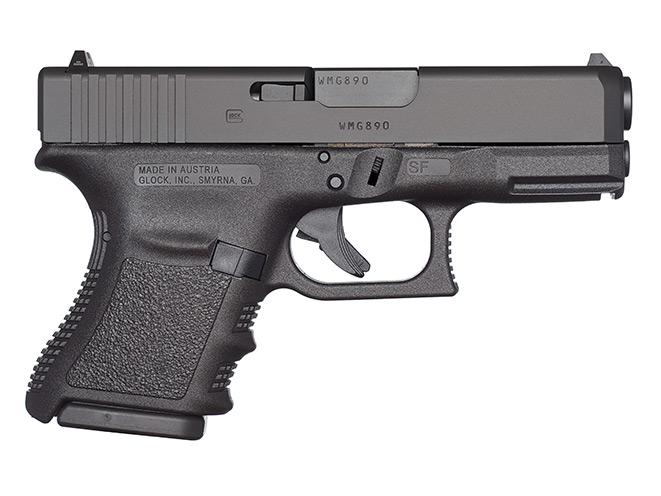 glock, glock pistols, glock pistol, glock 10mm, 10mm, glock 29 sf