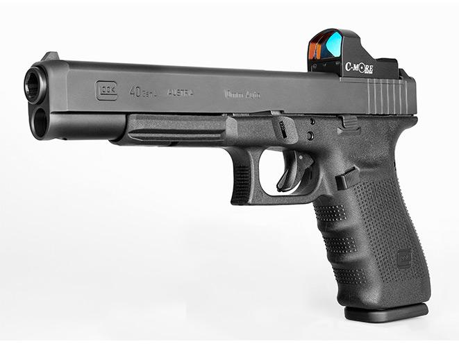 glock, glock pistols, glock pistol, glock 10mm, 10mm, glock 40 gen4 MOS