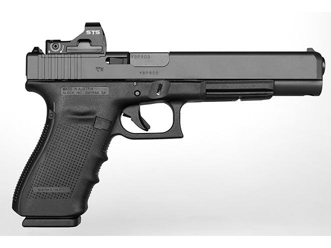 glock, glock pistols, glock pistol, glock 10mm, 10mm, glock 20 sf, glock 29 sf pistol, glock 40 gen4 mos handgun