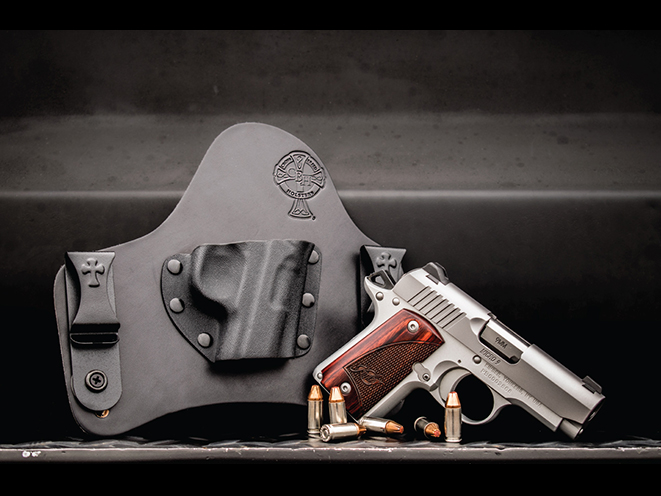 kimber micro 9, micro 9, crossbreed, crossbreed holsters, kimber micro 9 pistol