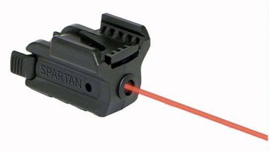 spartan light & laser, lasermax spartan, lasermax spartan laser