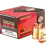 ammo, ammunition, holster, holsters, Black Hills Xtreme Defense Ammo
