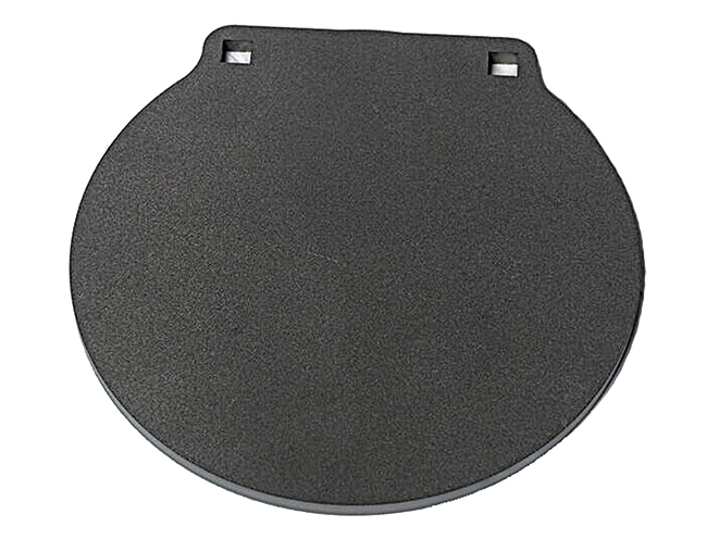 ammo, ammunition, holster, holsters, Competition Target Systems Round Gong Target