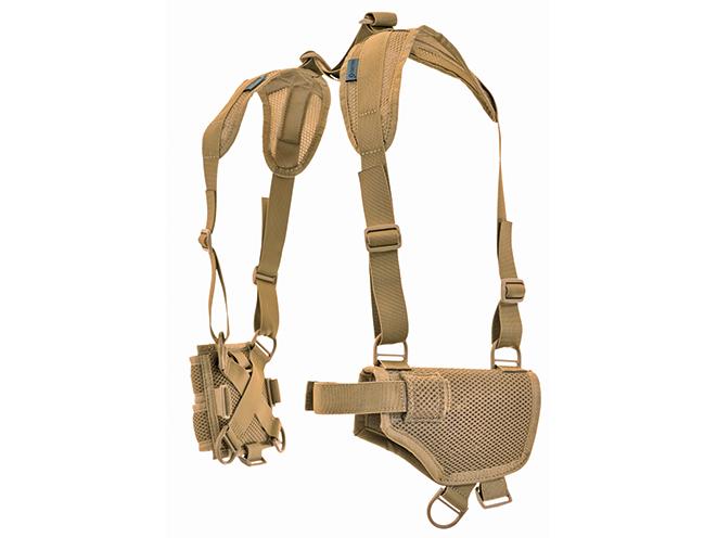 ammo, ammunition, holster, holsters, Hazard 4 Aerolite Shoulder Holster