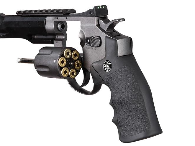Umarex Colt Commander, Umarex Colt 1911, Umarex Beretta M92A1, Umarex Walther PPS, revolver