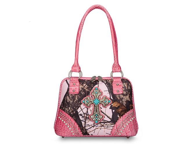 vera handbag, vera handbag mossy oak, mossy oak, concealed carry bag, concealed carry, bags