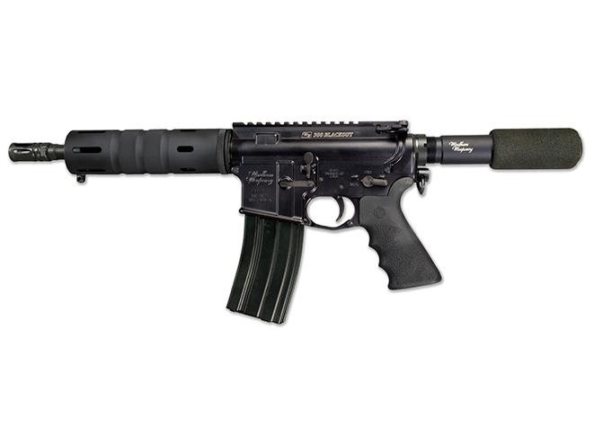 handgun, handguns, home defense handgun, home defense handguns, home defense pistol, home defense pistols, Windham Weaponry RP9SFS-7-300 Pistol