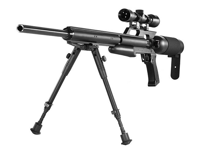 AirForce Texan, AirForce Texan air rifle, AirForce Texan rifle, airforce airguns