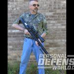 AirForce Texan, AirForce Texan air rifle, AirForce Texan rifle, airforce airguns, airforce texan pose