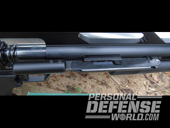 AirForce Texan, AirForce Texan air rifle, AirForce Texan rifle, airforce airguns, airforce texan barrel