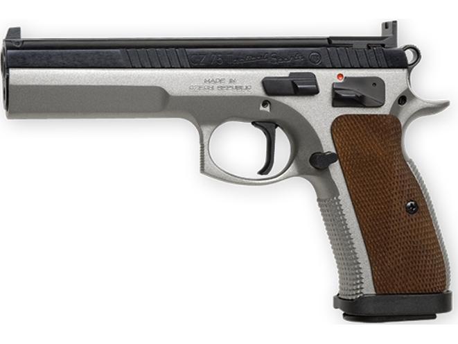 handgun, handguns, home defense handgun, home defense handguns, home defense pistol, home defense pistols, CZ 75 Tactical Sport