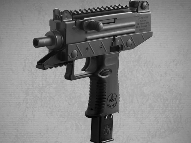handgun, handguns, home defense handgun, home defense handguns, home defense pistol, home defense pistols, IWI Uzi Pro