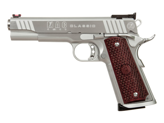handgun, handguns, home defense handgun, home defense handguns, home defense pistol, home defense pistols, MAC 1911 Classic