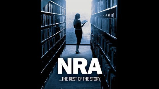 nra, nra rest of the story, nra... the rest of the story, nra book, books