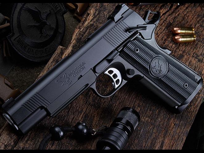 handgun, handguns, home defense handgun, home defense handguns, home defense pistol, home defense pistols, Nighthawk Enforcer